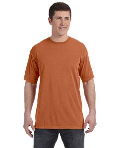 Yam 4.8 oz. Ringspun Garment-Dyed T-Shirt