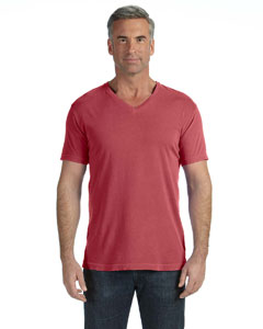 Brick V-Neck T-Shirt