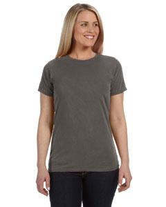 Pepper Women's 4.8 oz. Ringspun Garment-Dyed T-Shirt