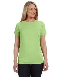 Aloe Women's 4.8 oz. Ringspun Garment-Dyed T-Shirt