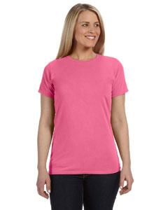 Crunchberry Women's 4.8 oz. Ringspun Garment-Dyed T-Shirt