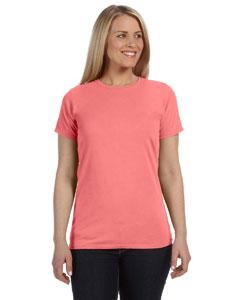 Watermelon Women's 4.8 oz. Ringspun Garment-Dyed T-Shirt