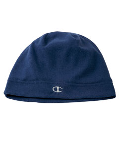 Navy/stone Grey Performance Fleece Arctic Beanie