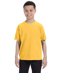 Citrus Youth 5.4 oz. Ringspun Garment-Dyed T-Shirt