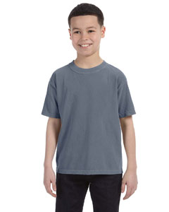 Denim Youth 5.4 oz. Ringspun Garment-Dyed T-Shirt