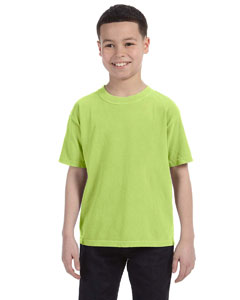 Kiwi Youth 5.4 oz. Ringspun Garment-Dyed T-Shirt
