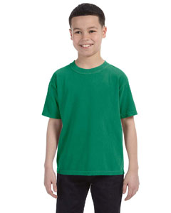 Grass Youth 5.4 oz. Ringspun Garment-Dyed T-Shirt