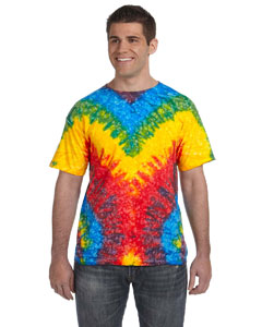 Woodstock 5.4 oz., 100% Cotton Tie-Dyed T-Shirt