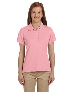Fresh Pink Women's Performance Plus Piqué Polo