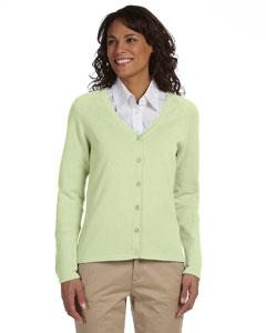 Bamboo Women's Six-Button Cardigan