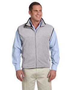 Silver Grey Microfleece Vest