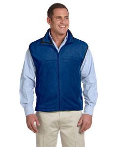 True Royal Microfleece Vest