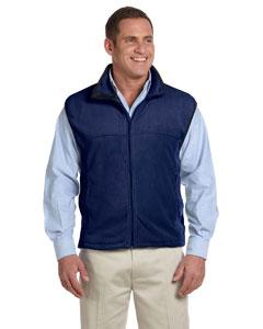 New Navy Microfleece Vest