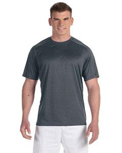 Black Heather Vapor® 4 oz. T-Shirt