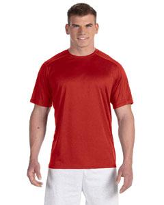 Scarlet Heather Vapor® 4 oz. T-Shirt