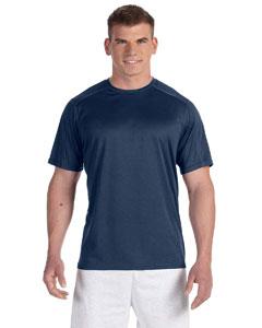 Navy Heather Vapor® 4 oz. T-Shirt
