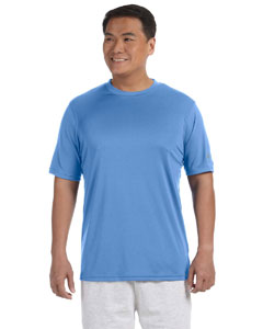 Light Blue 4 oz. Double Dry® Performance T-Shirt
