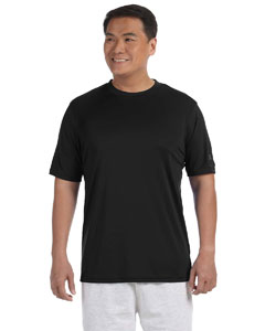 Black 4 oz. Double Dry® Performance T-Shirt