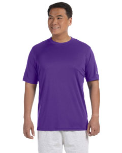 Purple 4 oz. Double Dry® Performance T-Shirt