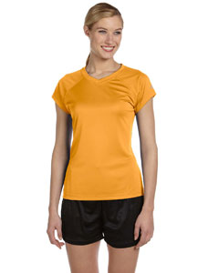 C Gold Women's 4 oz. Double Dry® Performance T-Shirt
