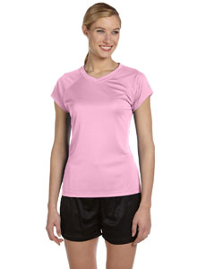 Cashmere Pink Women's 4 oz. Double Dry® Performance T-Shirt