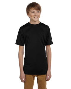 Black Youth 4 oz. Double Dry® Performance T-Shirt