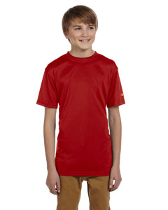 Scarlet Youth 4 oz. Double Dry® Performance T-Shirt