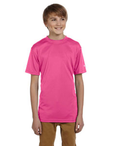 Wow Pink Youth 4 oz. Double Dry® Performance T-Shirt
