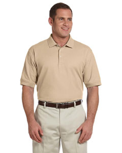Stone Men's Pima Piqué Short-Sleeve Polo