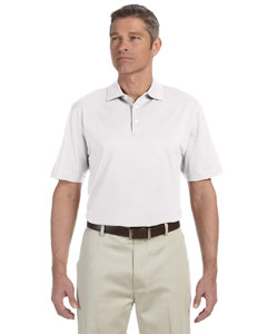 White Men's Executive Club Polo