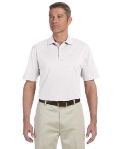 White Men's Executive Club Polo