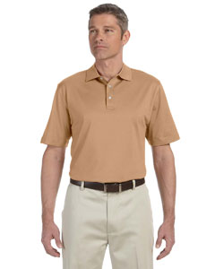 Taupe Men's Executive Club Polo