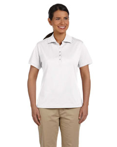 White Women's Executive Club Polo