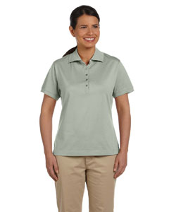 Pale Green Women's Executive Club Polo