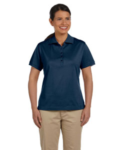 Navy Women's Executive Club Polo