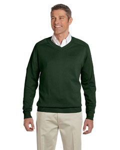 Forest Men's V-Neck Sweater