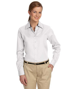 White Women's Pima Advantage Twill
