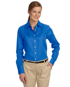 French Blue Women's Pima Advantage Twill