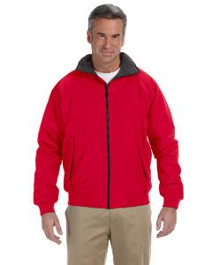 Red Men's Three-Season Classic Jacket