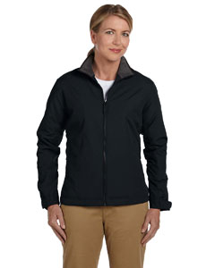 Black Women's Three-Season Classic Jacket