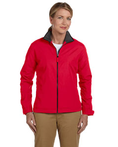 Red Women's Three-Season Classic Jacket