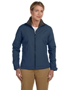 Navy Women's Three-Season Classic Jacket