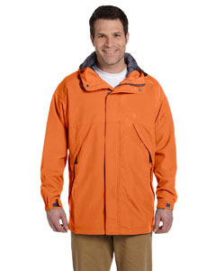 Deep Orange Three-Season Sport Parka
