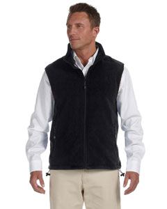 Black Wintercept™ Fleece Vest
