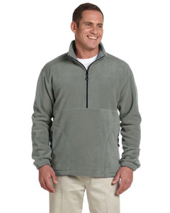 Charcoal Wintercept™ Fleece Quarter-Zip Jacket