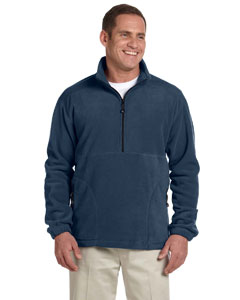 Navy Wintercept™ Fleece Quarter-Zip Jacket