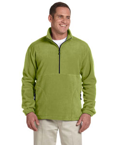 Green Leaf Wintercept™ Fleece Quarter-Zip Jacket