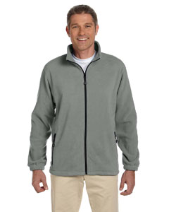 Charcoal Men's Wintercept™ Fleece Full-Zip Jacket