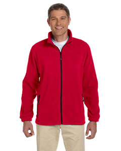 Red Men's Wintercept™ Fleece Full-Zip Jacket