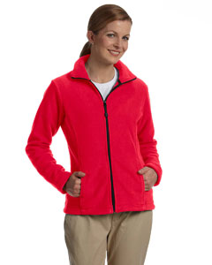 Red Women's Wintercept™ Fleece Full-Zip Jacket